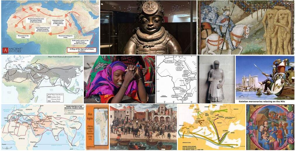 Africa in Middle Ages 2