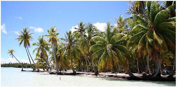 TAHITI AS A DESTINATION