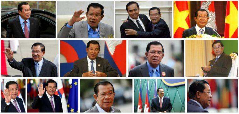 Cambodia prime minister