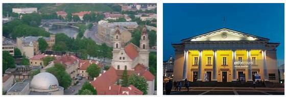 Vilnius Old Town (World Heritage)