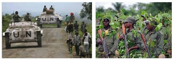 Democratic Republic of Congo Recent History