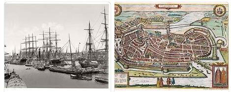 Hamburg Early History