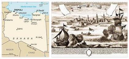 Libya History Timeline