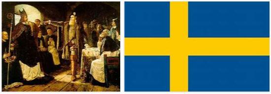 Sweden History Timeline